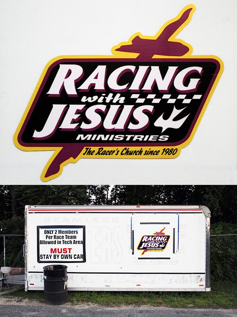 Racing with Jesus