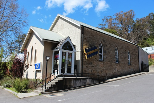 Blockbuster-Church