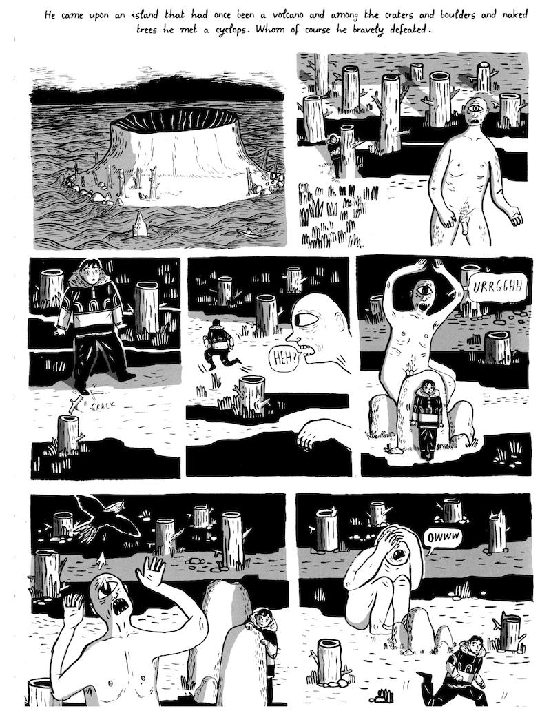 Greenberg-Cyclops
