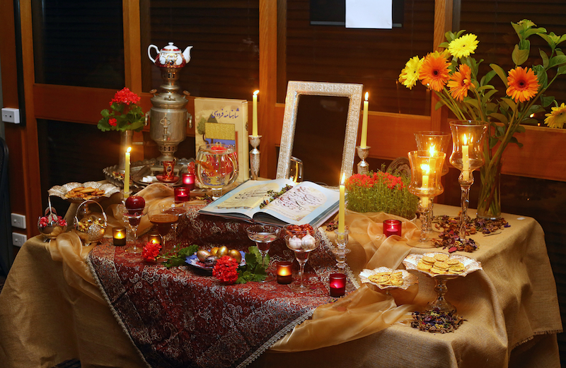Nowruz-Haft Sin